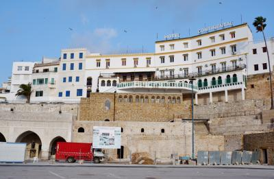 忘れられないモロッコの旅  1.自宅出発から海辺の街タンジェまで