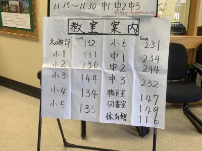 よくやっている日本語学校 !