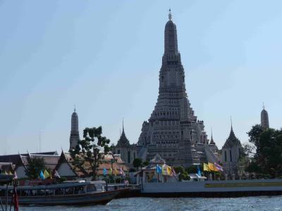 2019年3月タイ 今年は奮発してサムイ島! まずはバンコク2 新鮮な気持ちで13年ぶりの王宮周辺観光 Grand Palace Area