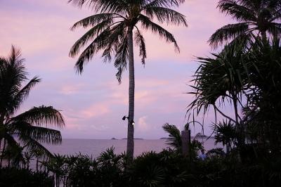 サムイ島2014 ☆アナンタラ・ボープット・リゾート&スパ =1日目=