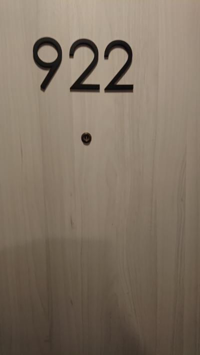 初めての成田日航ホテル
