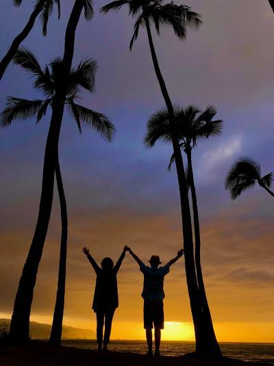 Hawaii① 飲めないのでレンタカーは…と夫が言うので移動はレアレア・トロリー&ザ・バスにしてみた