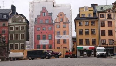 早春のストックホルムー北欧3ヵ国オスロ、ベルゲン、ストックホルム、ヘルシンキの旅④ー
