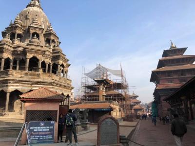 ネパール10日目 パタン
