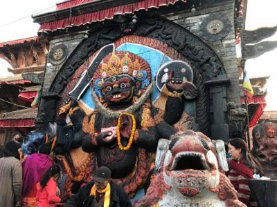 ネパール7日目 カトマンズへ