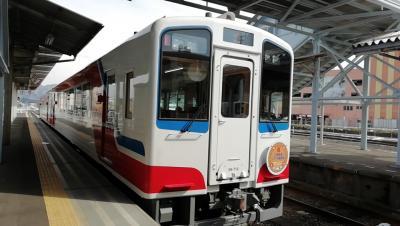 JR山田線~三陸鉄道リアス線2日目 宮古~盛・大船渡 2019年4月