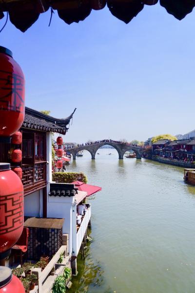 蟹味噌麺&水郷の街を楽しむWeekend Shanghai@Andaz上海新天地
