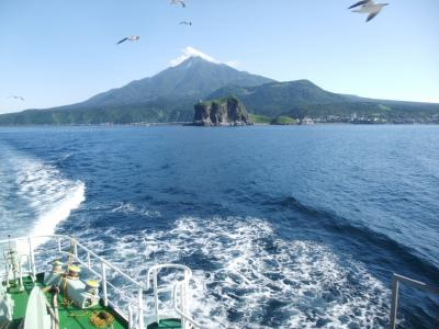 北海道「利尻島・礼文島への旅」-その1-(岡山から礼文まで)