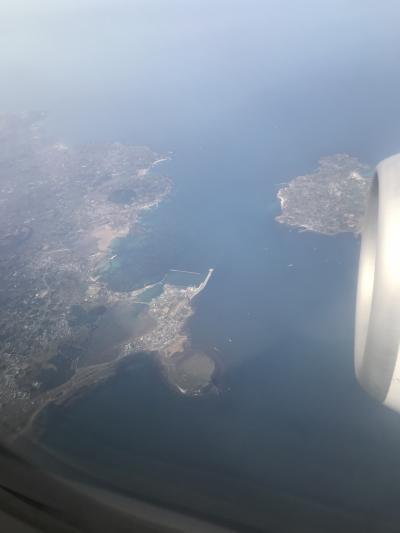 友人達と 釜山 旅行 ①。その前に『フライング』で済州島へ出発