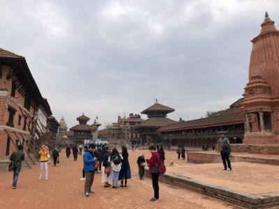 ネパール9日目 バクタプル