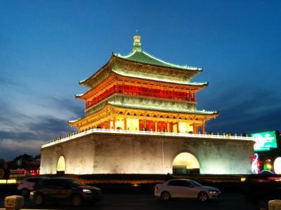 LaLaLa自由に楽しむシニア一人旅 中国 (西安・1~2日目)