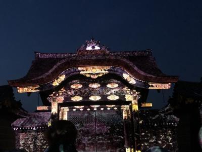春の京都②~伏見稲荷、たかばしでラーメン、二条城桜まつり~
