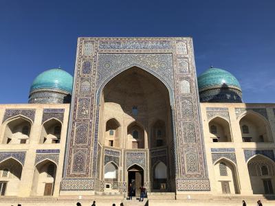 ウズベキスタンをひとまわり、ブハラへ。