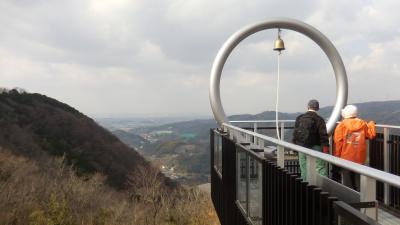 明神山を歩く
