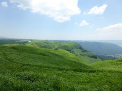 神話の里、高千穂へ! 1 緑豊かな阿蘇、夜は高千穂峡「神あかり」と「神楽」