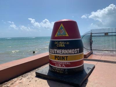 念願のクルーズデビュー!Celebrity Equinoxで西カリブ海7泊8日【5】Key West観光②