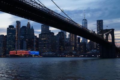 世界を変えた9.11&ブルックリン・ブリッジの夕景:2019ニューヨーク2