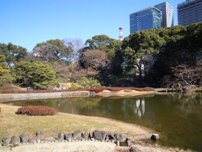 東京散歩(皇居東御苑、北の丸公園、靖国神社)