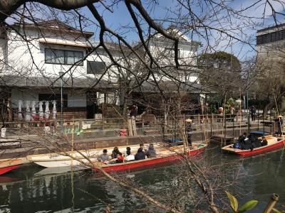 水郷柳川を歩く(Part.1 冬)