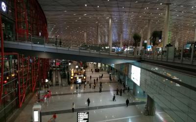 北京旅7 - 西単→空港