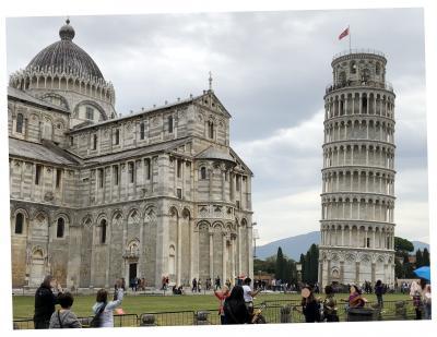 2018年も行けた!息子と二人でイタリア旅行③ピサ・フィレンツェ