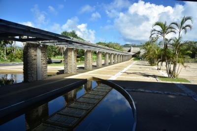 アラフィフ夫婦の奄美大島旅行。4日目、最終日 奄美パーク見て帰路。