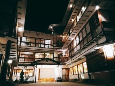 【伊香保温泉】老舗旅館「横手館」