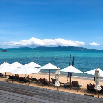 タイ バンコク&サムイ島旅行 ⑦サムイ島 ヴィラに泊まる