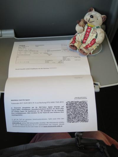 今度こそ癒されたい! バーデン&ザルツブルクひとり旅(11)ザルツブルクから電車でウィーン、そしてクリスマスマーケットへ