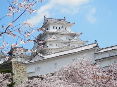 お城めぐり♪①姫路城