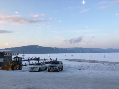 中年女子、流氷を見に行く!北海道のたび2泊3日①
