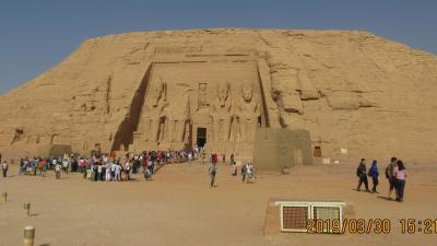 世界遺産:エジプト観光・Part1.成田からカイロへ