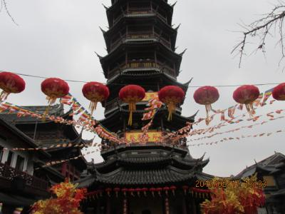 江南周遊(31)無錫の唐城。