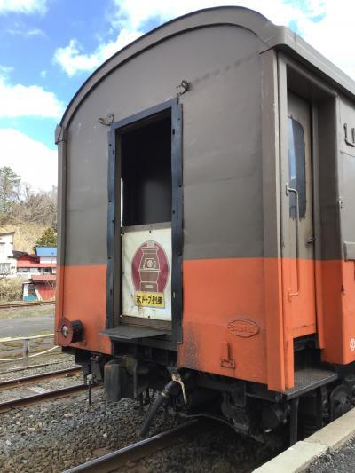 いざ、冬の青森へ。      ~津軽鉄道編その2~