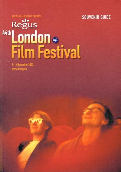 2000年 ロンドン:別れたパートナーと2回目の海外?