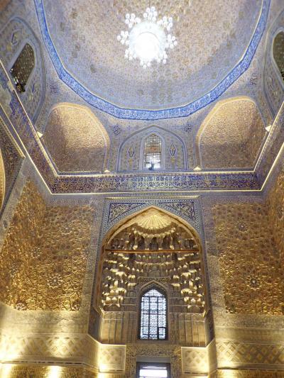 初めての中央アジア、ウズベキスタン(3)