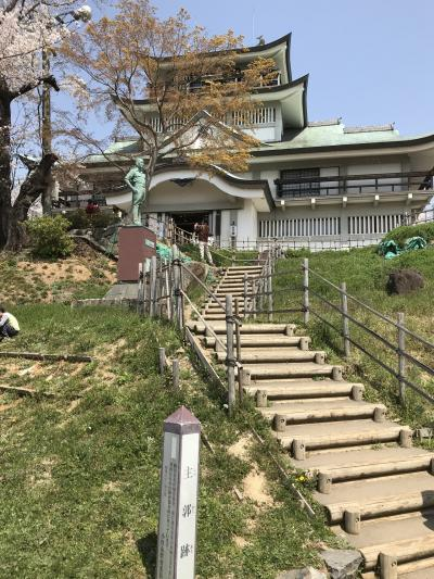 愛知県の城跡巡り:小牧城跡