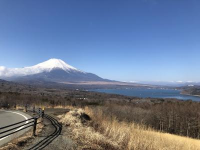 1泊2日ドローンで富士山空撮&ゆるキャン△聖地巡り♪