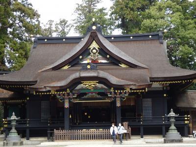 2019/3千葉房総3泊4日の旅 №2下総・香取神宮の歴史はスゴかった。