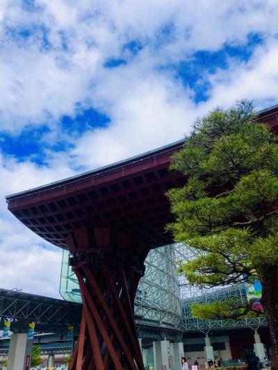 1泊2日金沢の旅