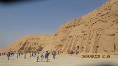 世界遺産:エジプト観光・Part3.アブ・シンベル