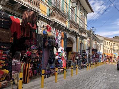 ボリビア編④ラパス 南米雑貨ぶらり旅