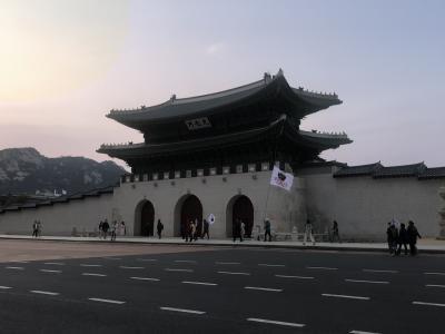韓国 ソウル DAY1