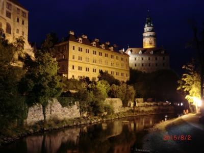 オーストリアとチェコの世界遺産を訪ねて【プラハ/チェスキークロムノフ編】