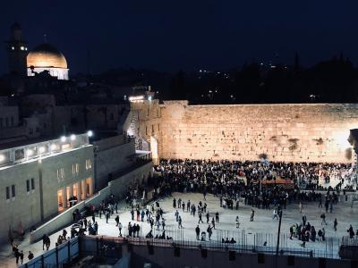 カタコト英語でのイスラエル一人旅 観光1日目