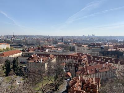 春の美しき中欧街歩き vol.1 プラハ編