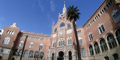 元旦からマヨルカ島ドライブ旅へ!&バルセロナ【7】サン・パウ病院などを巡った後、帰国の途に…