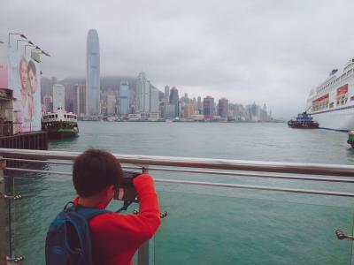 day1 5時間半の乗継で香港プチ観光[19' 子連れ(8歳小2)オーストラリアの旅の途中]
