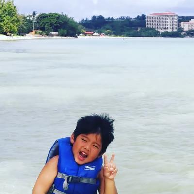 息子5歳の誕生日旅行