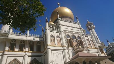 シンガポール(シンガポール)3泊4日[2-1]…異国情緒漂うアラブ人街とインド人街